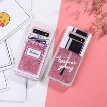 Liquid Glitter Case For Samsung Galaxy S10 S9 S8 Plus S7 Edge Note 9 A50 A70 A5 A7 2018 A3 A5 A7 J3 J5 J7 2016 2017 TPU Cover стоимость