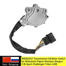 MR263257/caso de transmisión inhibidor de interruptor para Mitsubishi Pajero Montero Shogun 3 III deporte Challenger Triton L200 8604A015