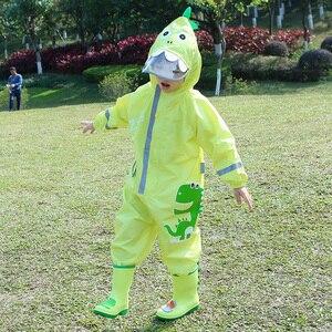 Image 4 - Barboteuse pour bébés de 1 à 9 ans, pour garçons et filles, combinaison imperméable