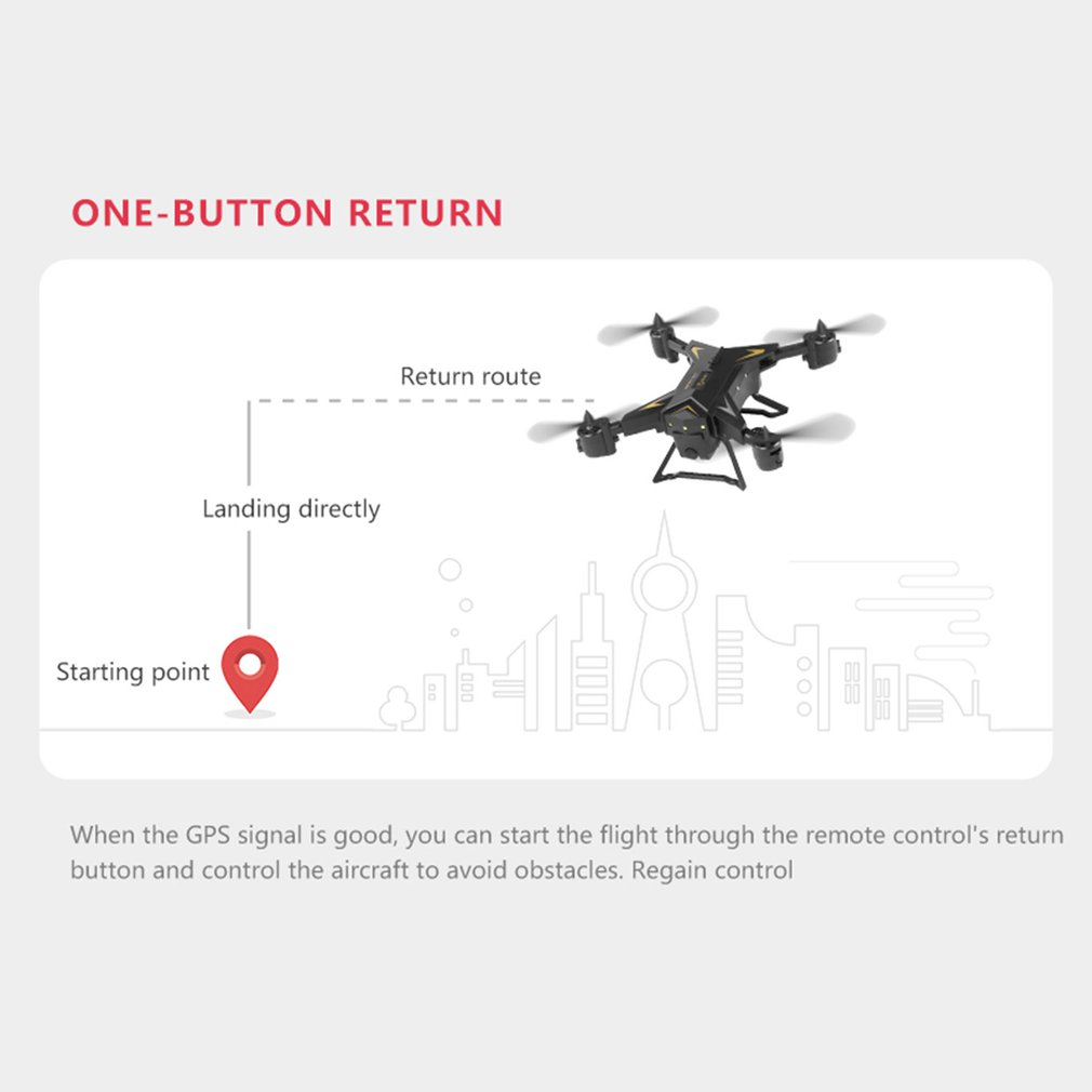 cheapest Universal Drone LED Lights Landing Pad Leds for DJI Mavic Air 2 Mini Phantom Inspire FIMI X8 SE 2020 Drones Accessories
