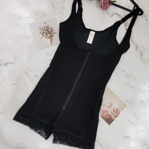 Image 3 - Woman Slim Underwear One Piece Bodysuit Shapewear Lady Underbust Body Shapers S M L XL 5XL 6XL Lingerie Plus Size Waist Trainer