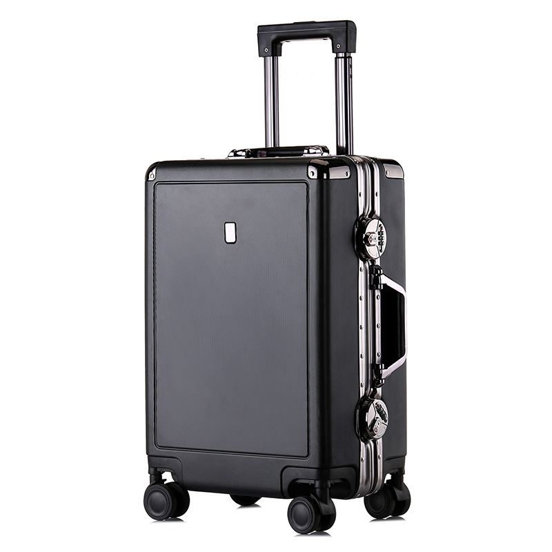 Trolley case universal wheel Business damping Lock password box Waterproof and wear-resistant Anti-theft and anti-vibration