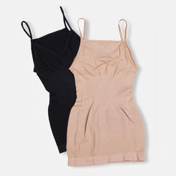 Woman Bodysuits Tops Fajas Cotton Shapewear Slimming Belt Control Shaping Memory Sling Women Waist Trainer Shapers Corset 1