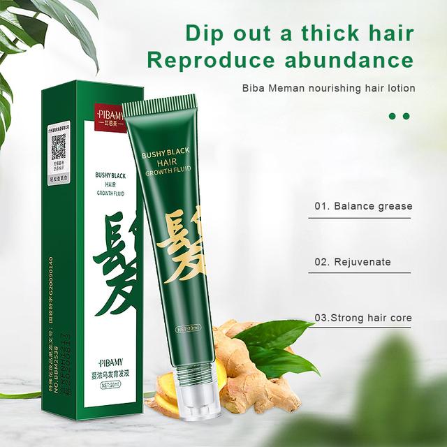 Imbir wzrostu włosów olejki aromatyczne do produkcji materiału biologicznego do włosów Serum wzrostu olejki aromatyczne do produkcji oleju utrata włosów leczenie wzrostu olejek do włosów keratyny do włosów TSLM2 tanie i dobre opinie VIBRANT GLAMOUR Hair Growth Products CN (pochodzenie) Hair Growth Serum 1pcs 20ml Hair Growth Essences Support Retail Support Epacket Fast shipping