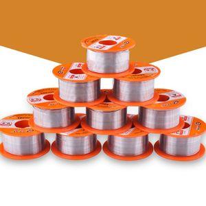 Image 5 - New Tin lead Rosin Core Solder Wire 0.3mm 0.4mm 0.5mm 0.6mm 0.8mm 1.0mm 2% Flux Reel Welding line