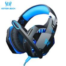 Headset Over Ear Wired Game Oortelefoon Gaming Hoofdtelefoon Diepe Bas Stereo Casque Met Microfoon Voor PS4 Nieuwe Xbox Pc laptop Gamer