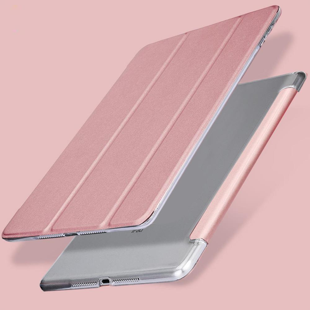 Rose gold Green For iPad 10 2 2019 7th Gen A2200 A2198 A2232 Case Auto Sleep Wake Up Flip
