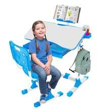 Chair-Set Ergonomic-Desk Desktop Adjustable Student Kids Multifunctional Writing-Study