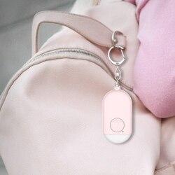 Alarm osobisty akumulator wodoodporny samoobrona awaryjna SOS Alert gwałt gwizdek syrena bezpieczeństwa dla kobiet dzieci starszych w Bezpieczeństwo i przetrwanie od Sport i rozrywka na