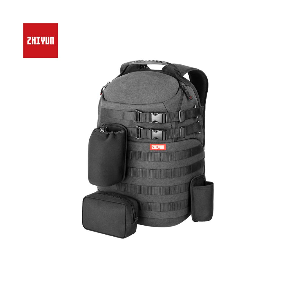 ZHIYUN Official Multifunctional Gimbal Bag Camera Backpack For Crane 3 Lab Weebill Lab Crane 2 WEEBILL S Handheld Stabilizer