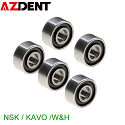 5PCS Azdent Dental Ceramic Balls Bearing for High Speed Handpiece