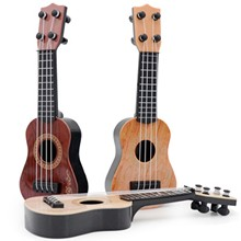 Hot kids toy ukulele guitar musical instrument suitable for kids ukulele music toys for beginners and kids