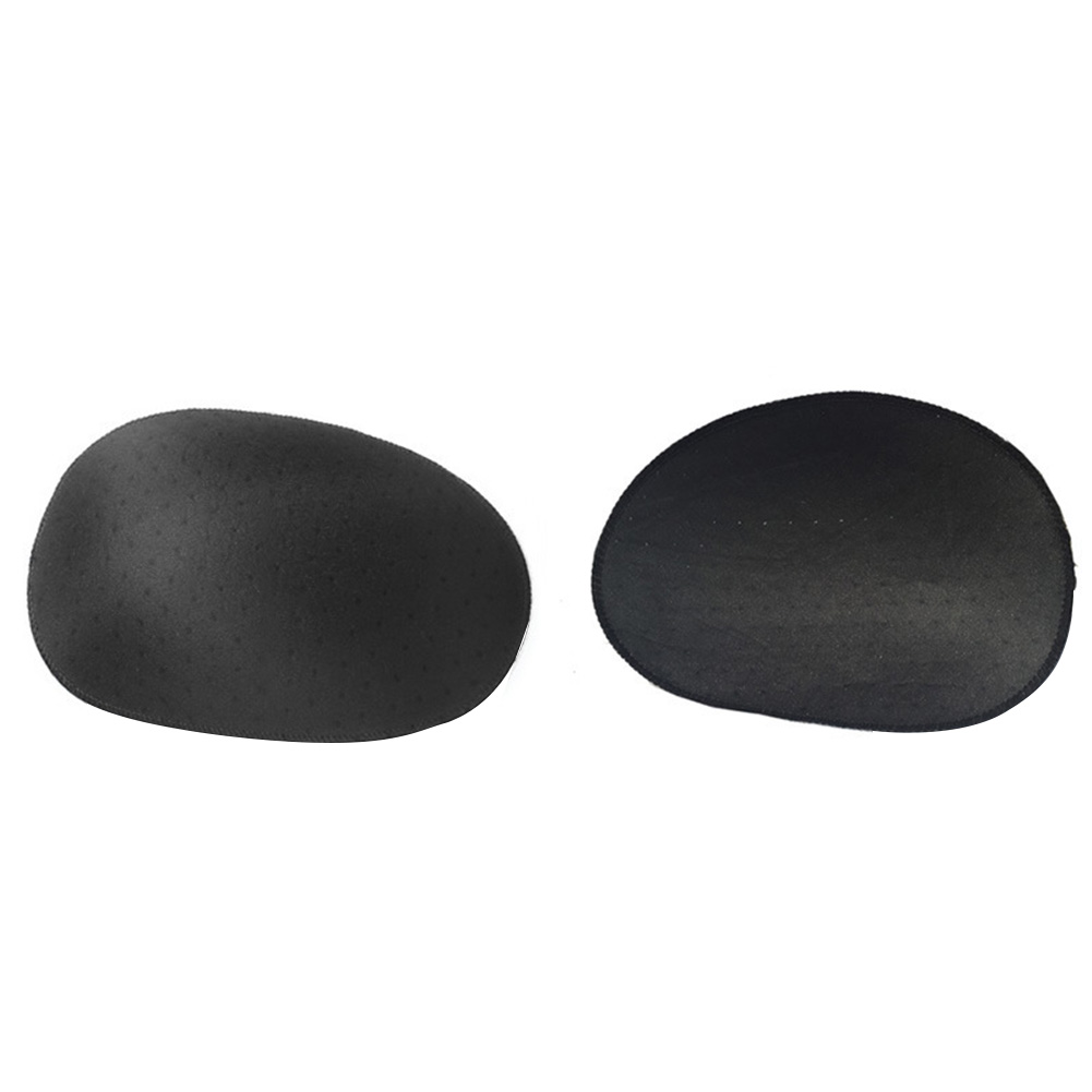 2pc Shaping Accessories Styling Reusable Lift Nontoxic Unisex Daily Silicone Sticker Hip Up Pad Breathable Holes Enhance Thick