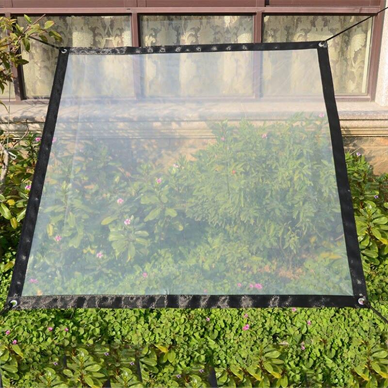 Plant Canopy Shade Cloth Rainproof Cover Sunblock Balcony Sun