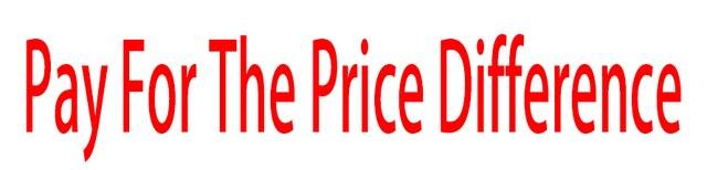 LWSTFOCUS заплатит за разницу в цене