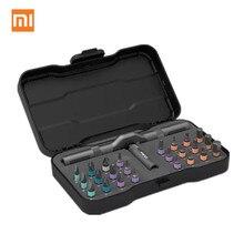 Xiaomi Mijia ATuMan DUKA 24 en 1 multi usages clé à cliquet tournevis S2 embouts magnétiques outils ensemble bricolage ménage réparation outil