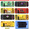 2020 New Nintend Switch Thin Hard Deluxe PC Case Nitendo Colorful Cover Skin Nintendoswitch Housing Shell for Nintendo Switch NS review