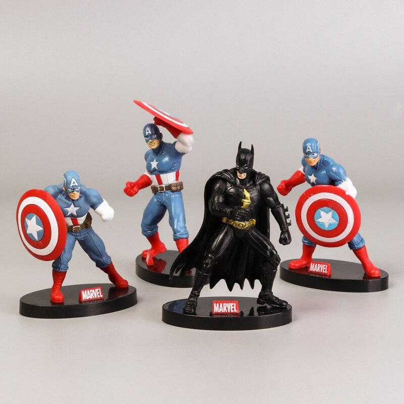 font-b-marvel-b-font-the-avengers-batman-captain-america-4pcs-10cm-pvc-action-figures-toys-cake-decoration-for-kids-christmas-gifts