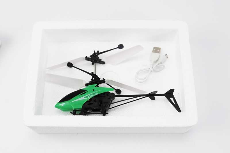 Mini Drone Flying Helicopter Kids Toys LED Flashing Light Baby Toys For Children Infraed Induction Aircraft Helicopters Gift
