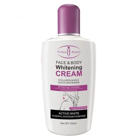 Body Whitening Cream Knees Between Legs Private Parts Safe Formula Armpit Whitening Beauty Cream Skin Care Brighten Lotion New Lahore
