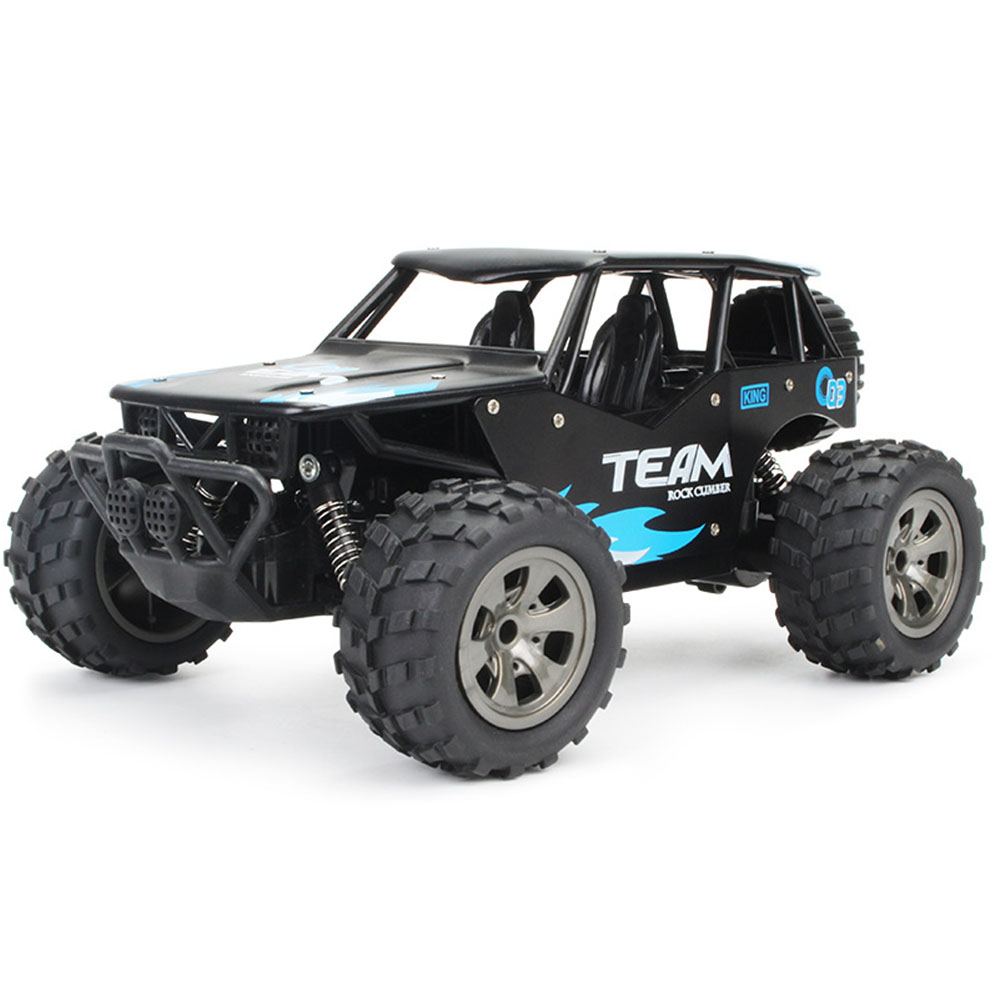 2019 New RC Car 2.4G 4CH Rock Crawlers Driving Car Drive Bigfoot Car Remote Control Car Model OffRoad Vehicle Toy rc cars drift image