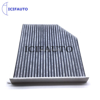 4H0819439 CUK2641 New Cabin Air Filter for A6 A7 A8 Quattro RS3 RS7 S6 S7 S8 1.8 2.0 2.8 3.0 3.7 4.0 6.3L image