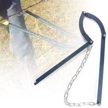 Металлический потянутый инструмент для ремонта забора, ограждение цепи фермы, портативное крепление натяжения на открытом воздухе, ручная работа, сверхмощный дом, сад