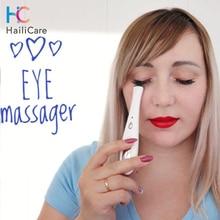 Brand New Mini Electric Eye Massager Beauty massageador Anti-aging remove eye wrinkles dark circle p