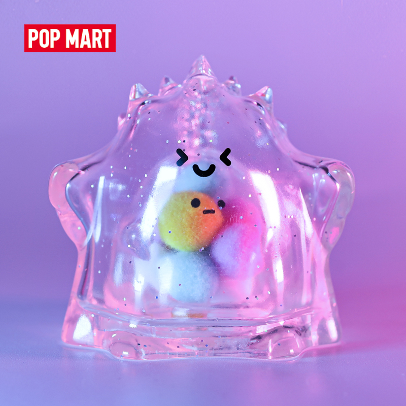 POP MART YUKI Interfusion Series Figure Blind Box Doll Binary Action Figure Birthday Gift Kid Toy