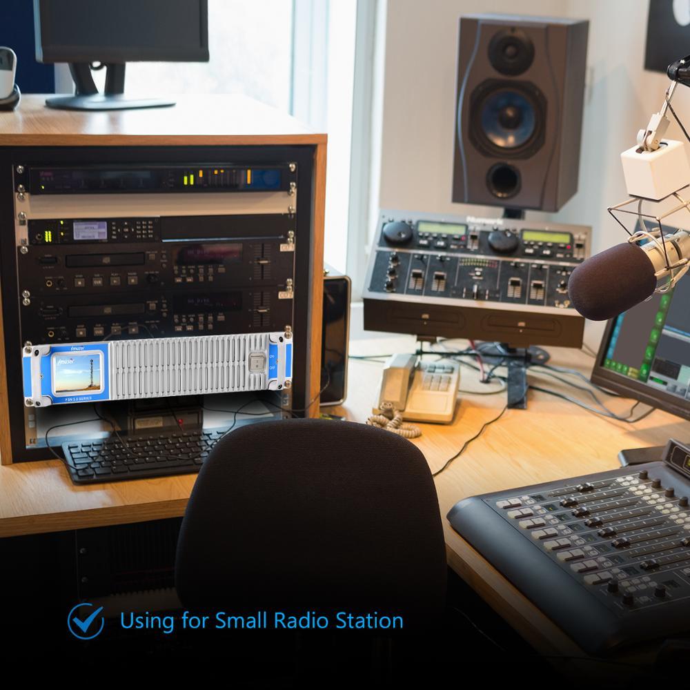 FMUSER 300W 350w FM πομπός με αμφίδρομη κεραία - Οικιακός ήχος και βίντεο - Φωτογραφία 6