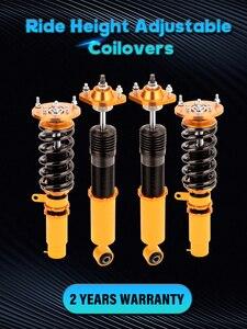 Image 1 - Coilovers Shock Struts Kit for BMW E46 3Series 320i 323i 328i 330i M3 98 05