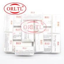 Orltl 50 Pcs B17 Injector Shims Nozzle Aanpassing Wasmachines Voor Dieselmotor Injectie Maat 1.2Mm 1.38Mm Custom pakking Shims