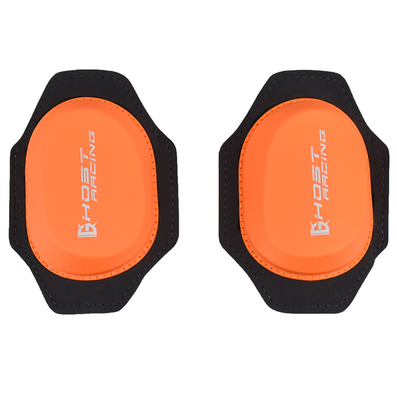 GHOST RACING Racing Slider Pants Knee Protector Block Cycling Motorcycle Motocross Motobike Racers Grinding Pad Riding Knee Pads in Elbow Knee Pads from Sports Entertainment