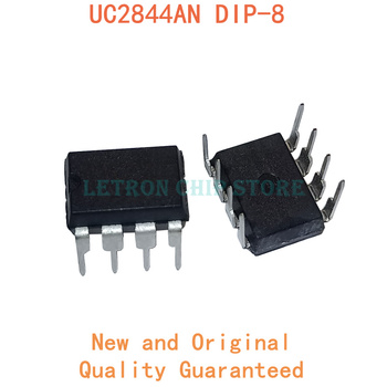 10PCS UC2844AN DIP8 UC2844BN 2844AN DIP 2844 UC2844 UC2844A UC2844B 2844BN DIP-8 new and original IC Chipset image