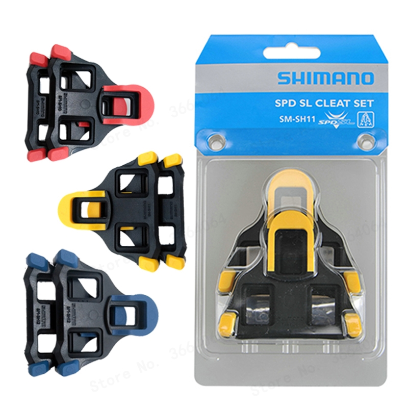 Shimano SH11 SPD SL Cleats SH10 SH11 SH12 Bicycle Road Pedal Cleats Bike Dura