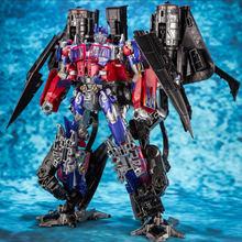 Transformação aoyi LS-14 op commander LS-15 jetfire skyfire ss32 & ss35 oversize ls14 ls15 figura de ação robô brinquedos