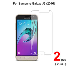 Premium verre trempé pour Samsung Galaxy J3 2016 J3 J3109 2015 protecteur d'écran en verre de protection pour Samsung J3 2016 verre