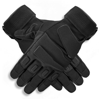 Tactical Full Finger Gloves Outdoor Sports Bicycle Antiskid Gloves Military Army Paintball Shooting Airsoft Cycling Half Glove 3