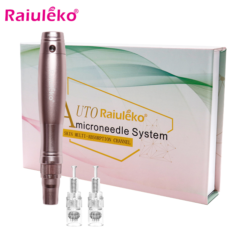 Ultima A1 Electric Micro Needling Pen With Microneedles Mesotherapy Auto Micro Needle Pen Microneedling System Meso Machine