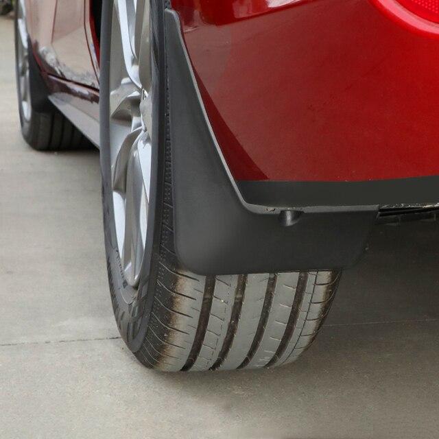 Фото 4 шт/компл передние и задние брызговики щитки для автомобиля