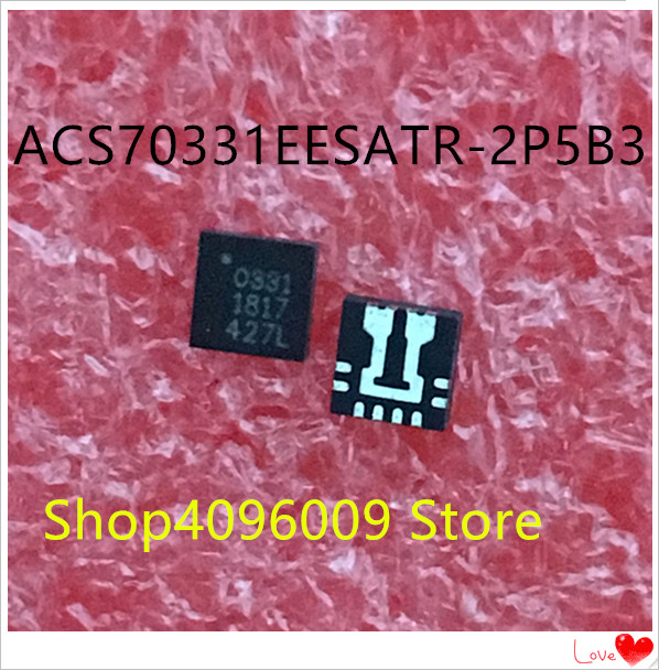NEW 10PCS/LOT  ACS70331EESATR-2P5B3 ACS70331EESATR ACS70331 0331 QFN