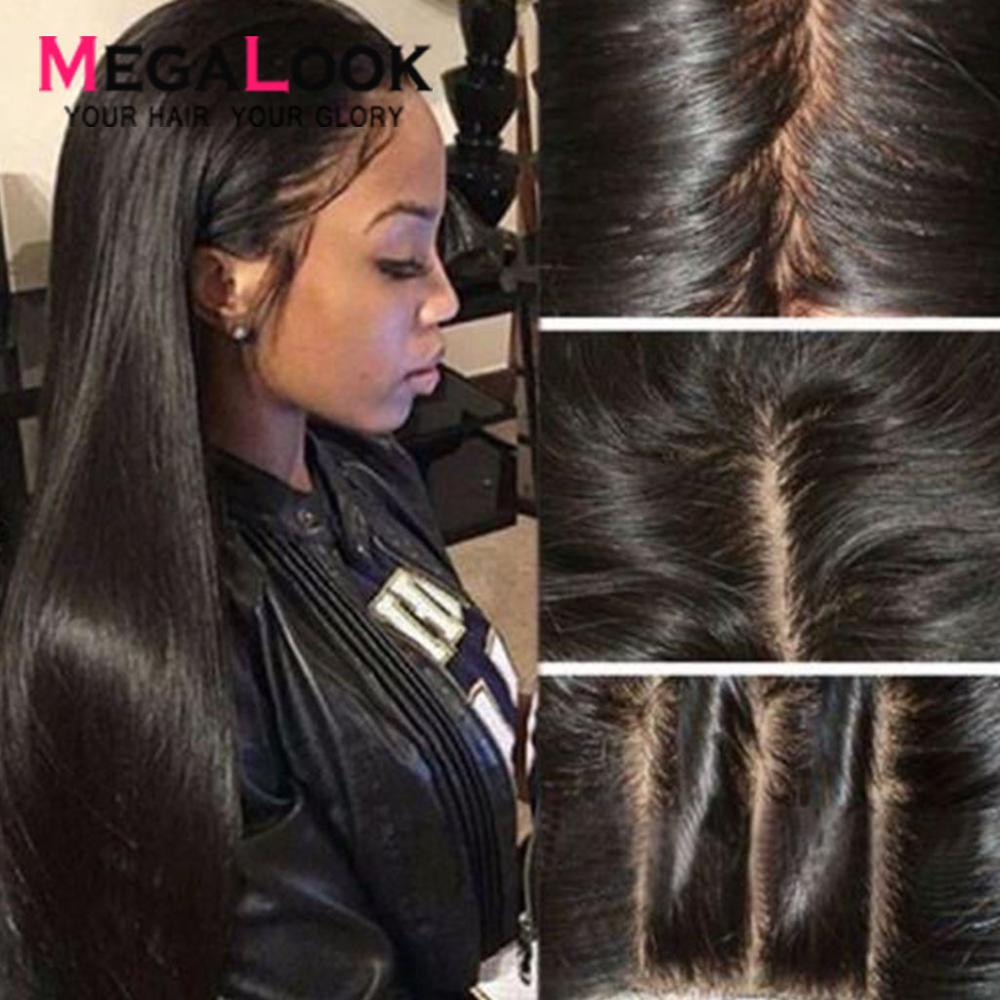 Lace Front Human Hair Wigs Straight Lace Front Wig Remy13x4 13x6 Preplucked Lace Wigs For Black Women Lace Front Human Hair Wigs