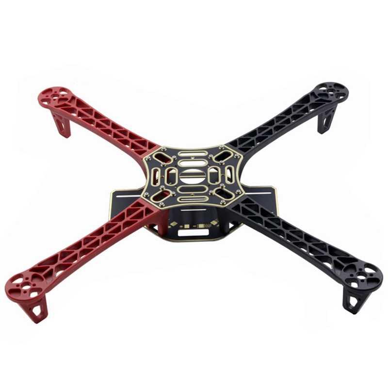Caliente 3C-F450 ruedas calientes Diy Quadcopter marco F450 Rack integrado Pcb Board Diy Drone 4-Axis marco Kit