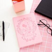 Disney A5 cartoon notebook Mickey Minnie nette notebook student schule liefert Journal Schreiben malerei lieferungen