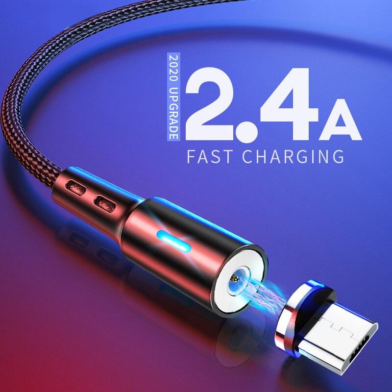 Kabel USB Twitch Micro USB Magnetic 1M za $0.69 / ~2.70zł