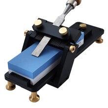 Alüminyum sabit açı bileme çerçeve bıçak kalemtıraş taş aracı bileme ağaç İşleme aleti planya keski oyma bıçağı