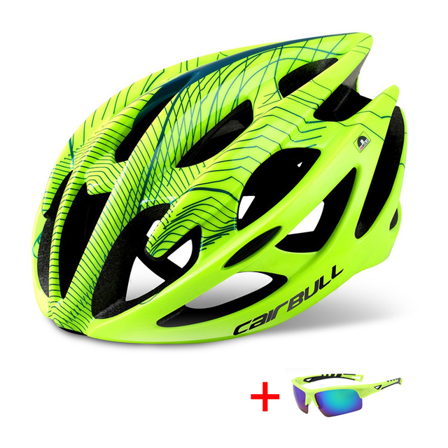 Trilha dh mtb capacete de bicicleta com óculos de sol ultraleve corrida ciclismo capacete das mulheres dos homens in-mold estrada da bicicleta de montanha capacete 2
