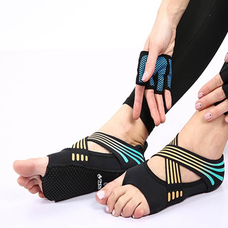 meias de fitness dança pilates esportes meias
