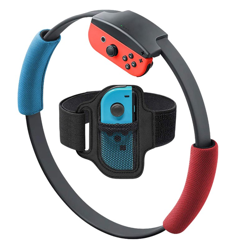 Ring Fit Adventure Nintendo Switch Exercise Fitness Game Joycon Adapter Switch Game Fitness Ring