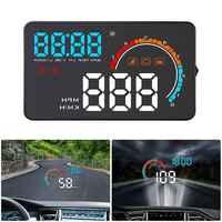 wiiyii HUD Car D2500 OBD2 Head Up Display Speed RPM Water Temperature Car Electronics display Overspeed Head Up Display DFDF